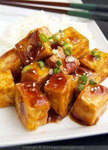 teriyake tofu